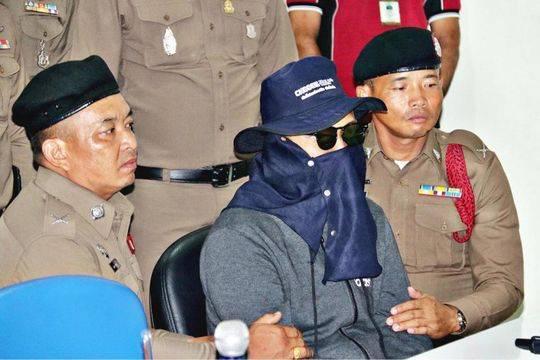泰国前选美皇后拒酒吧老板求爱 遭行刑式处决