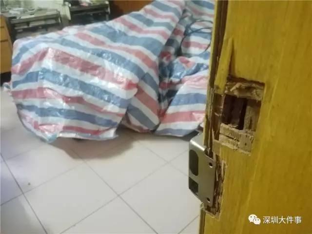 年近8旬老太被继子撬门带走 疑与她的两套房有关