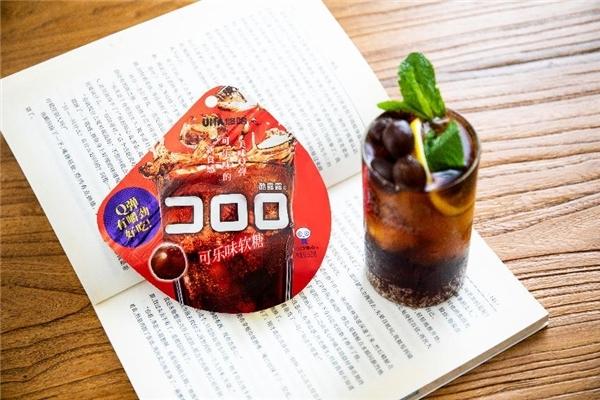 新晋网红糖果,可乐味酷露露全新上市