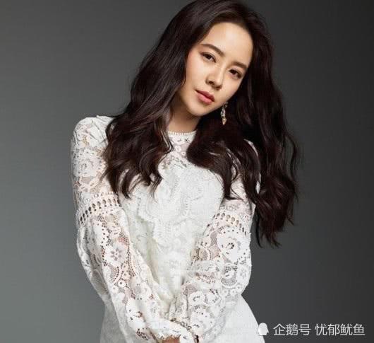六名中国女星,张丽颖入选第一美