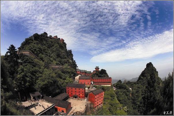 中国最美的十大宗教名山 - Zwx8818 - Zwx8818
