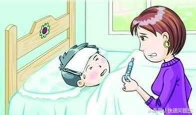 宝宝高烧不退真的会烧坏脑子?高烧背后的真