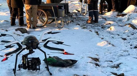 《权力的游戏》拍摄无人机:能抗零下20度和8级风