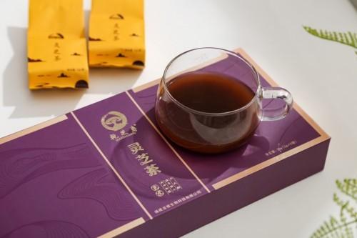 仙草灵芝---送礼就送灵芝茶,有健康有面子