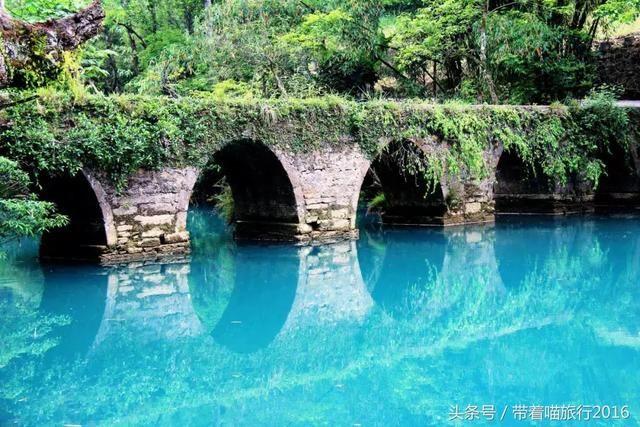 贵州荔波,一颗被大自然雕琢打磨了2亿年的绿宝石