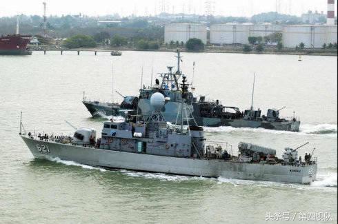海岸线长度是我国的3倍,印尼海军实力能够胜任