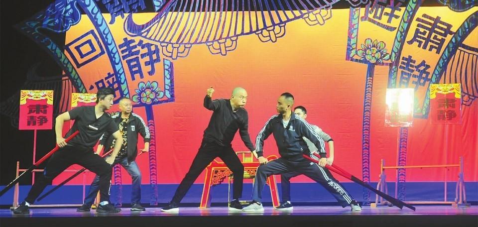 嘉陵江灯戏节今晚开幕 连续5天好戏连台