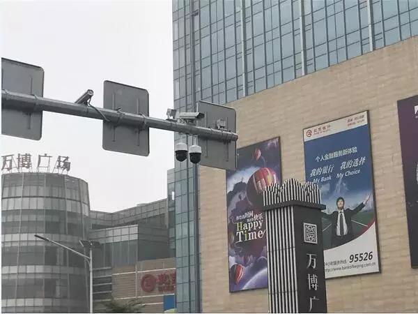 保定9月10日启用高清旋转夜视抓拍设备 进一步规范道路交通