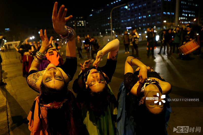 智利活动家集会支持妇女堕胎权利