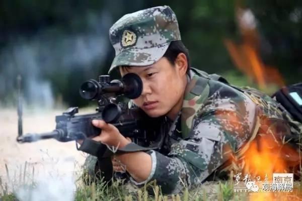 厉害了 这名90后叛逆少女蝶变特等狙击手(图)