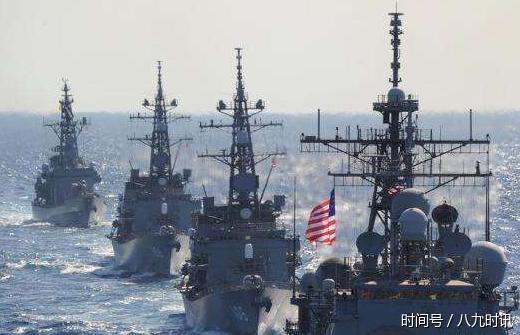 美军在南海玩出事了还要中国收拾烂摊子?(图)