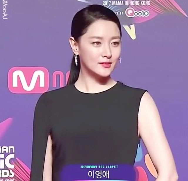 Lee Young-Ae's daughter finally opened! It's as beautiful as her, and says Lee Young-Ae can see it again.
