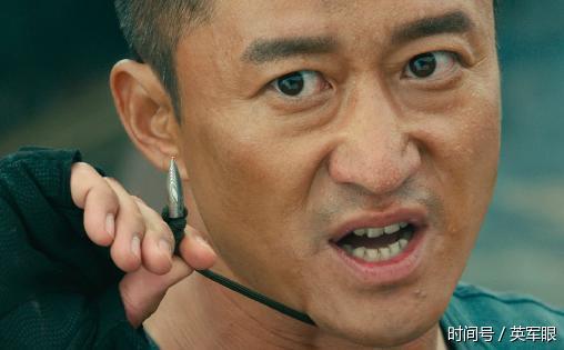 《二十二》上座率远超《战狼2》,吴京妻子谢楠:不要害怕