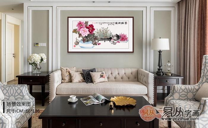 家居怎样装饰才更美?不妨将这几个地方挂上装饰画