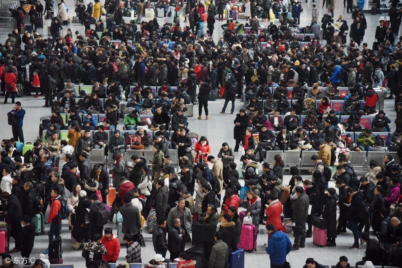 二手名表回收折扣及杭州东站春运开始便人潮拥挤今年你买到回家的票了吗