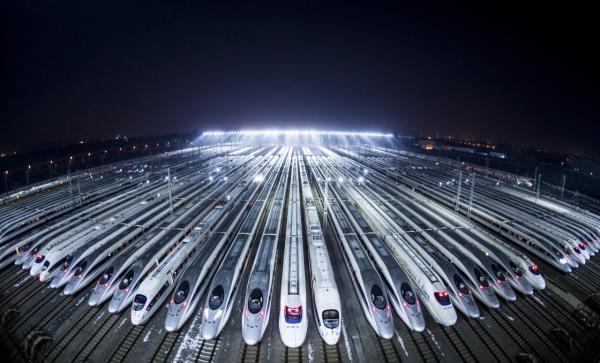 2019年1月5日0时起 全国铁路将实行新列车运行图