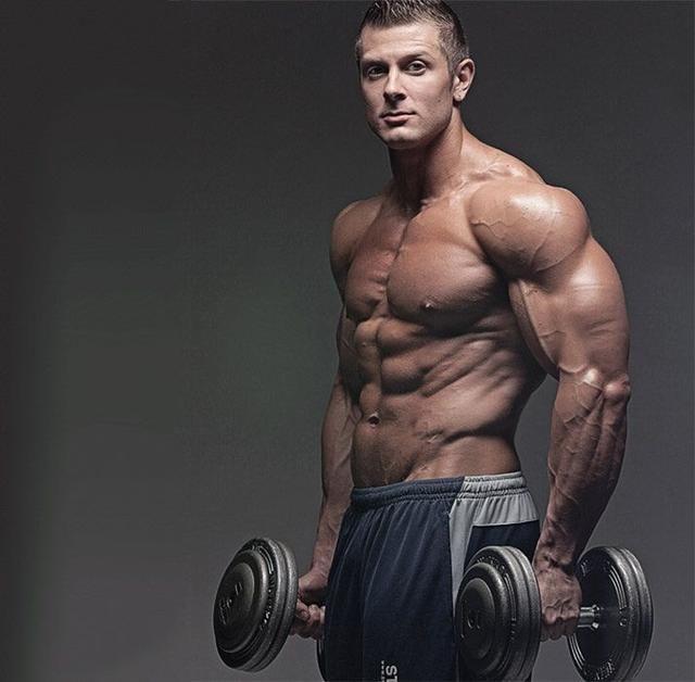 肩部肌肉如何锻炼?教你4个锻炼动作,练出浑厚