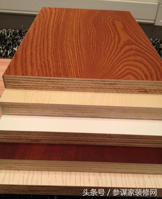 打柜子到底用实木多层板还是大芯板好,看看,不