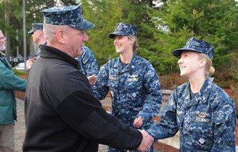 潜艇不准有女兵英国偏偏不信邪 结果爆出丑闻