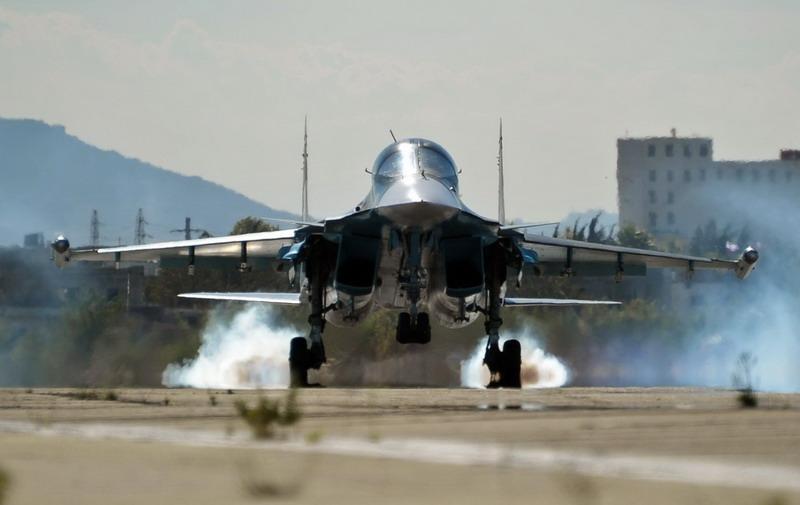 俄罗斯这次给老美上了一课把四十名钻地道的IS指挥官一锅全端(图)