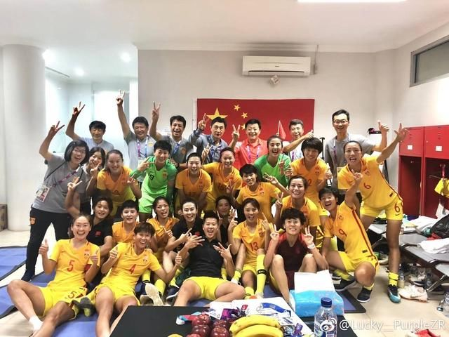 今日直播:中国女足VS泰国女足 历史战绩碾压
