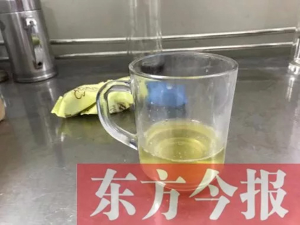 一男医生往女同事杯中撒尿 女医生被气发心脏病