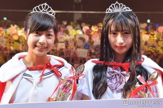 2017日本最可爱高一女生选
