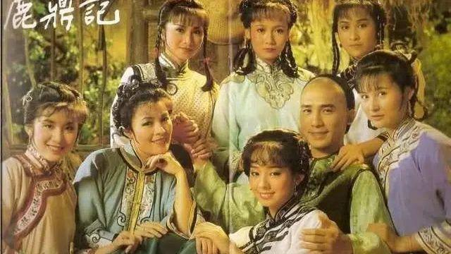 36年后韦小宝一家子再聚,梁朝伟他们当年好萌啊!