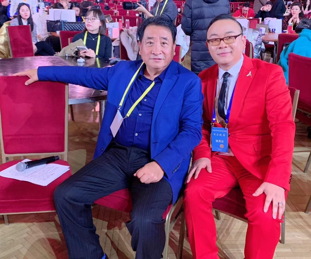 百花迎春2020春节大联欢在京举行 胡启圣演唱《到人民中去》