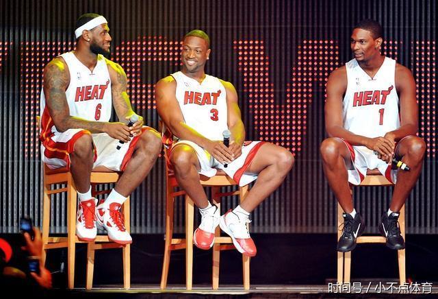 詹皇身为NBA第一人,却依靠组大团才夺冠