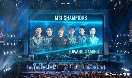 LOL:历史由胜利者书写 EDG是唯一在韩国人面
