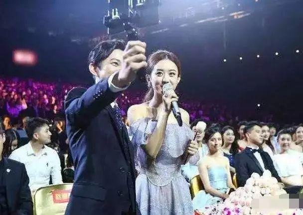 赵丽颖终于捅破与何炅的关系,难怪湖南卫视捧了她三年 娱乐八卦 第2张