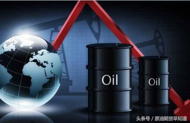 钻油平台数下滑 原油期货获支撑走高