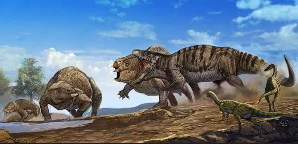 恐龙统治地球近2亿年,为什么没有进化成智慧生