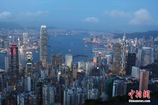 香港中环写字楼租金全球最贵 高出曼哈顿6成(图)