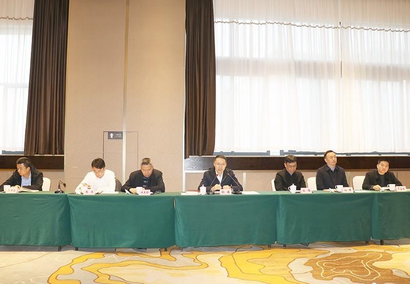 四川西充:举行2020年老干部新春座