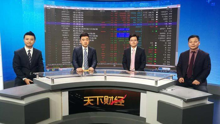"""《投资者说》天地线:大数据实盘验证的操作""""神器""""3月27日21:20播出"""