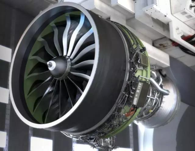 详解GE9X航空发动机的工作原理,世界上最大的