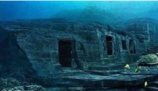 海南海底發現72座村莊,仍有生活痕迹,難道海下有人居住