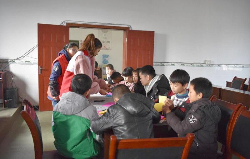移動的兒童服務站,寒假興趣課堂