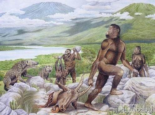 科学家:人类绝不是出现的唯一智慧生物! - 钟儿丫 - 响铃垭人
