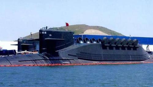 """3年内部署9艘094 中国核潜艇令美""""闻风丧胆""""?(图)"""