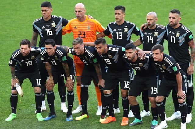 张图看出阿根廷世界杯战术策略,这么踢小组赛后恐回家