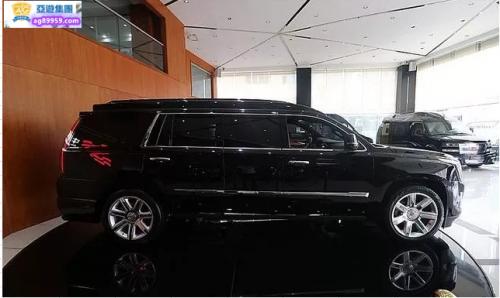 凯迪拉克总统一号几百万的凯迪拉克豪华房车标配究竟长啥样