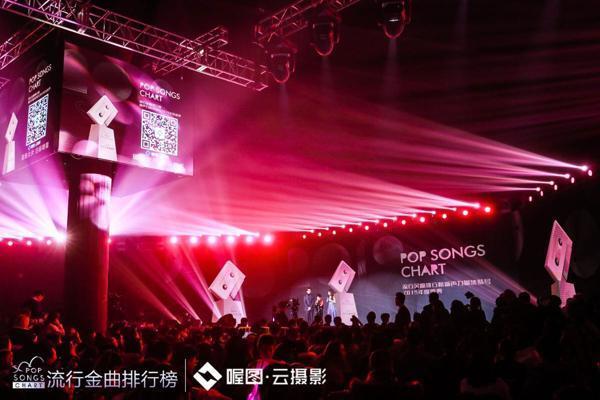 天洋创新中心携手超级蜂巢助力2019流行金曲排行榜盛典