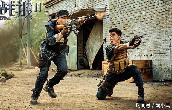 《战狼2》上映2日累计票房已破亿元大关,观众给出了这样的评价