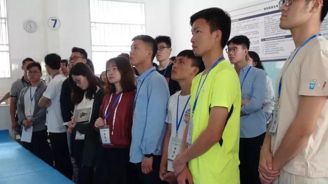 中山大学学生参观戒毒所 纷纷感慨:都是同龄人