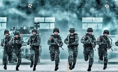 这些中国战士远赴叙利亚,维护世界安全,作战能力十分强悍