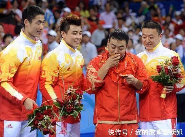 中国体坛贡献最大的五位姚明垫底,刘国梁第二