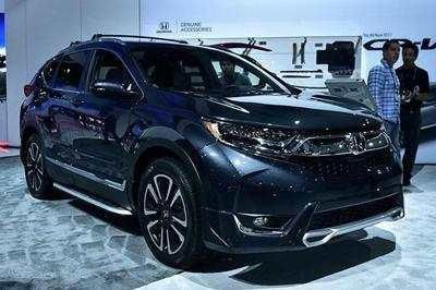 Honda is opening! The new CRV is no longer a straight up the price!